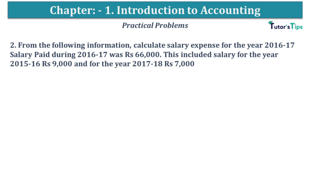 Question No 2 Chapter No 2