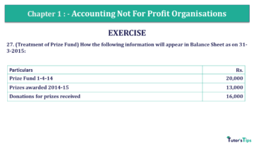 Q 27 CH 1 Usha 2 Book 2018 Solution min 360x203 - Chapter No. 1 - Accounting Not for Profit Organisations - USHA Publication Class +2 - Solution