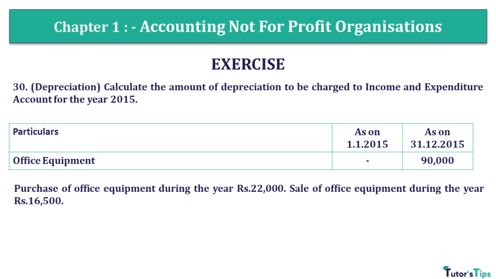 Question 30 Chapter 1 of +2- Part-