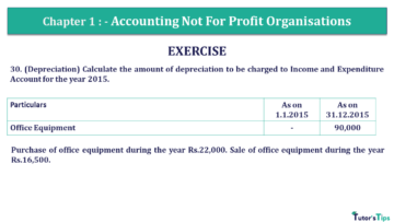 Q 30 CH 1 Usha 2 Book 2018 Solution min 360x203 - Chapter No. 1 - Accounting Not for Profit Organisations - USHA Publication Class +2 - Solution
