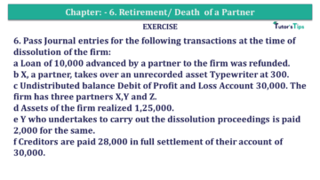 Question No.06 Chapter No.7 T.S. Grewal 2 Book 2019 Solution min min 360x203 - Chapter No. 7 - Dissolution of a Partnership Firm - Solution - Class 12
