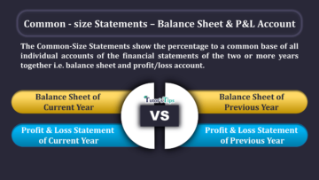 Common size Statements – Balance Sheet PL Account min 360x203 - Advanced Financial Accounting Tutorial