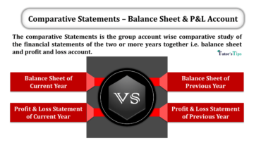 Comparative Statements – Balance Sheet PL Account min 360x203 - Advanced Financial Accounting Tutorial
