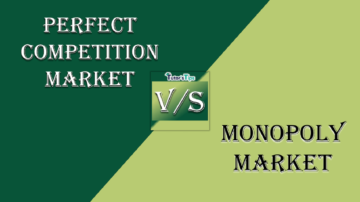 Difference between Perfect Competition and Monopoly 1 360x202 - Differences - Economics