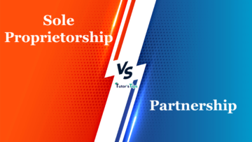 Difference between Sole Proprietorship and Partnership min 360x203 - Differences - Business Studies