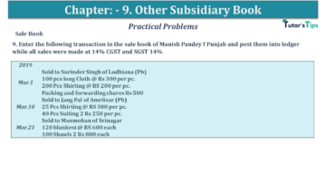 Q 09 CH 9 USHA 1 Book 2020 Solution min 360x203 - Chapter No. 9 - Other Subsidiary Books - USHA Publication Class +1 - Solution