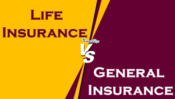 Difference between Life Insurance and General insurance 360x203 - Differences - Business Studies