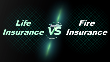Difference between Life insurance and Fire insurance min 360x203 - Differences - Business Studies