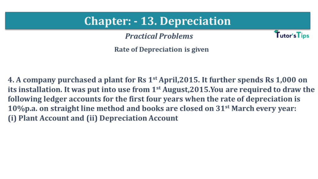 Question No 04 Chapter No 13