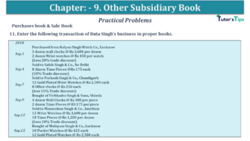 Q 11 CH 9 USHA 1 Book 2020 Solution min 360x203 - Chapter No. 9 - Other Subsidiary Books - USHA Publication Class +1 - Solution