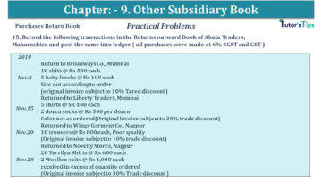 Q 15 CH 9 USHA 1 Book 2020 Solution min 360x203 - Chapter No. 9 - Other Subsidiary Books - USHA Publication Class +1 - Solution