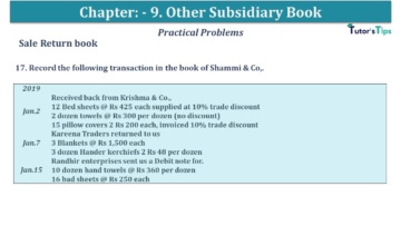 Q 17 CH 9 USHA 1 Book 2020 Solution min 360x203 - Chapter No. 9 - Other Subsidiary Books - USHA Publication Class +1 - Solution