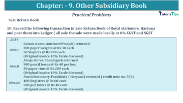 Q 18 CH 9 USHA 1 Book 2020 Solution min 360x203 - Chapter No. 9 - Other Subsidiary Books - USHA Publication Class +1 - Solution