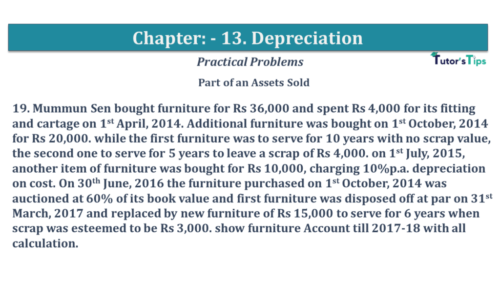 Question No 19 Chapter No 13