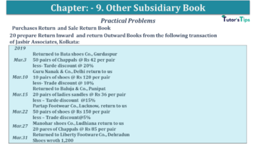 Q 20 CH 9 USHA 1 Book 2020 Solution min 360x203 - Chapter No. 9 - Other Subsidiary Books - USHA Publication Class +1 - Solution