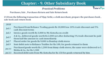 Q 23 CH 9 USHA 1 Book 2020 Solution min 360x203 - Chapter No. 9 - Other Subsidiary Books - USHA Publication Class +1 - Solution