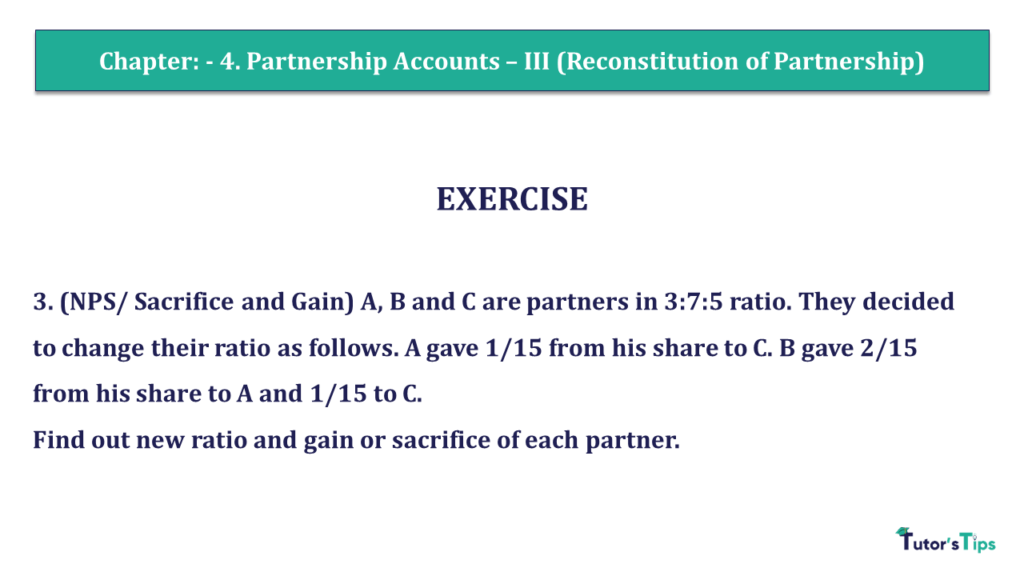 Question 03 Chapter 4 of +2- Part-