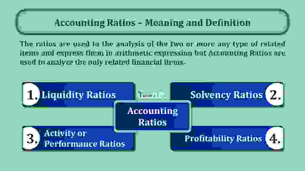 Accounting Ratios – Meaning and Definition min 1024x576 - Accounting Ratios - Meaning and Definition