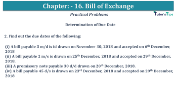 Q 02 CH 15 USHA 1 Book 2020 Solution min 360x203 - Chapter No. 15 - Bills of Exchange - USHA Publication Class +1 - Solution