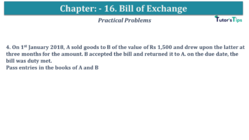 Q 04 CH 15 USHA 1 Book 2020 Solution min 360x203 - Chapter No. 15 - Bills of Exchange - USHA Publication Class +1 - Solution