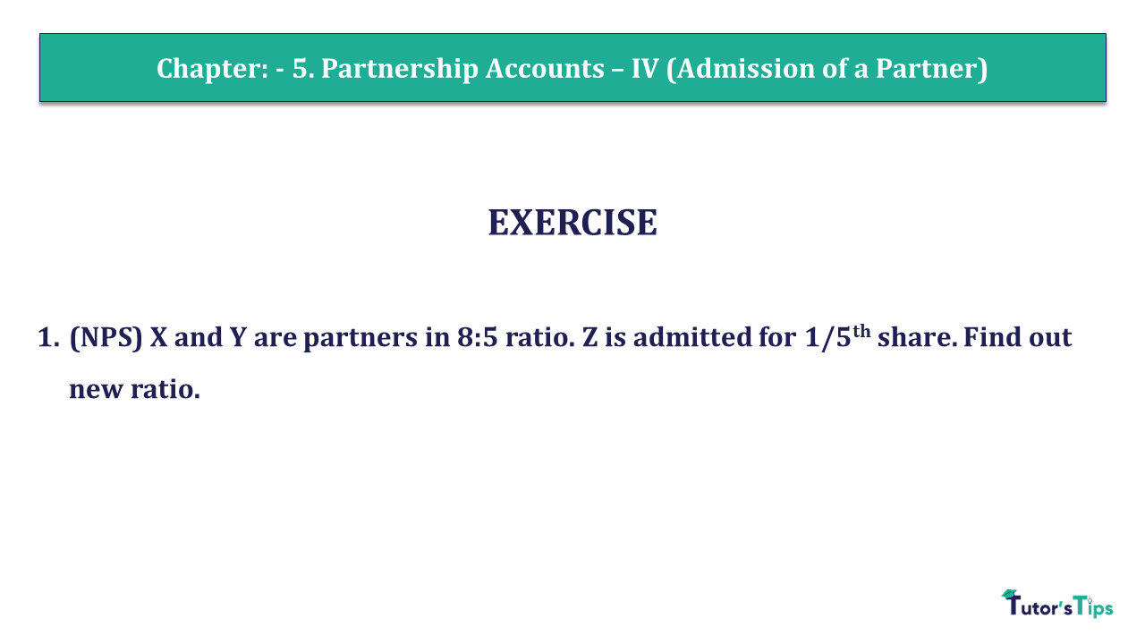 Question 01 Chapter 5 of +2- Part-
