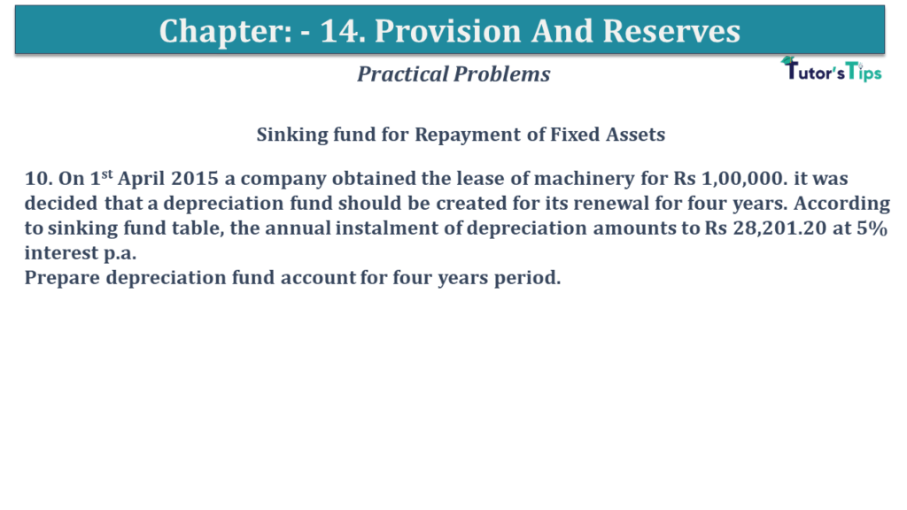 Question No 10 Chapter No 14
