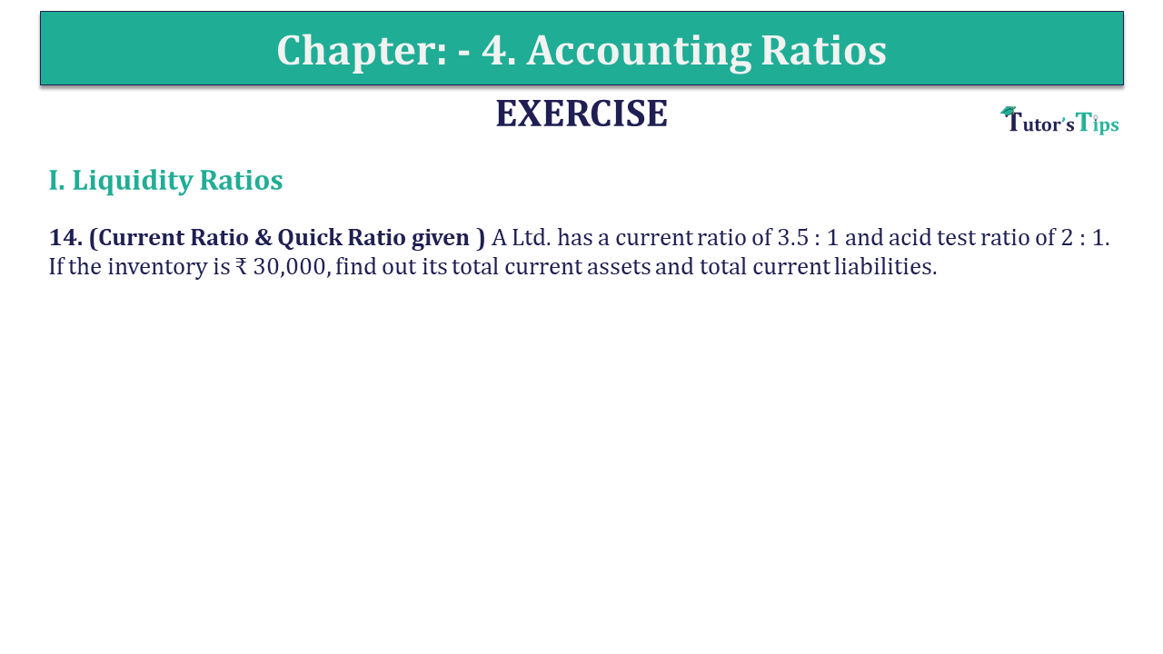 Question 15 Chapter 4 of +2-B