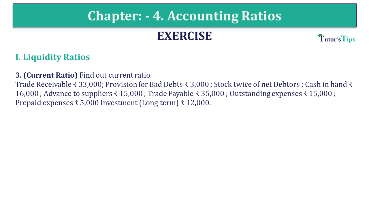 Question 03 Chapter 2 of +2-B