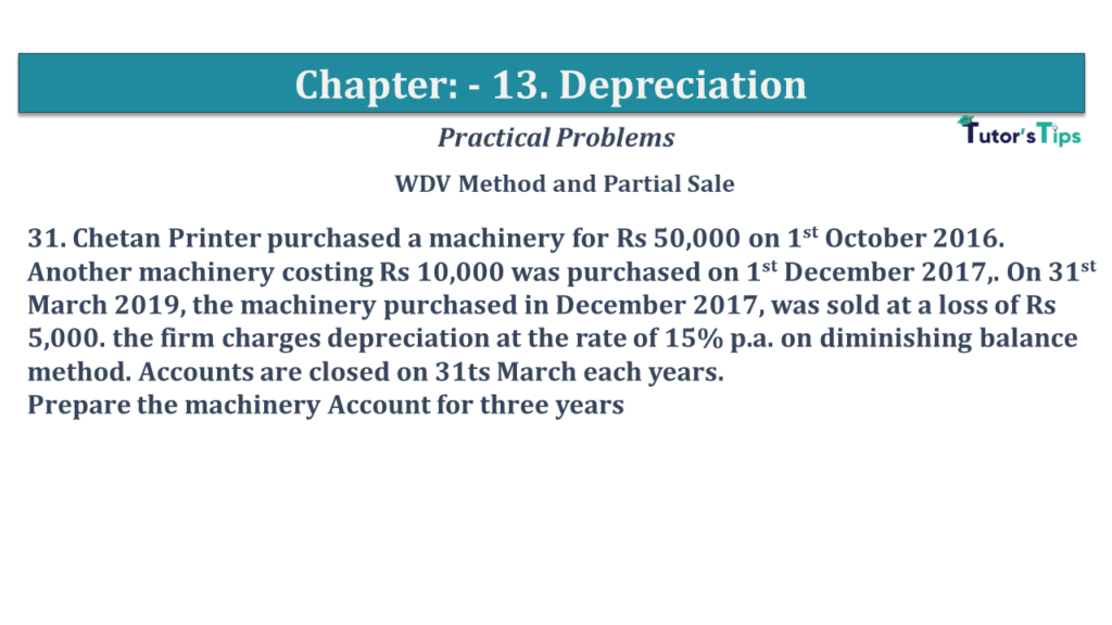 Question No 31 Chapter No 13