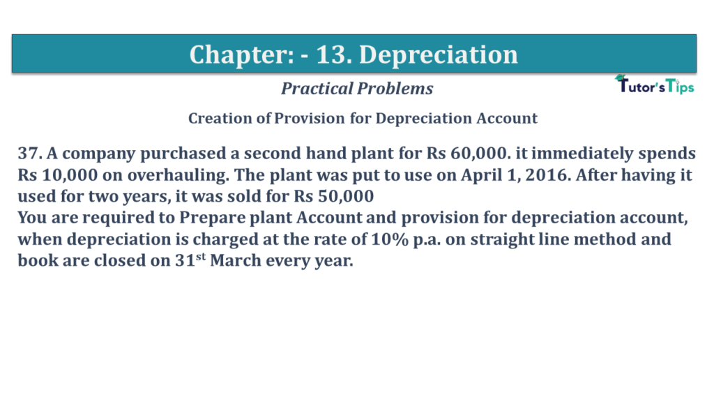 Question No 37 Chapter No 13