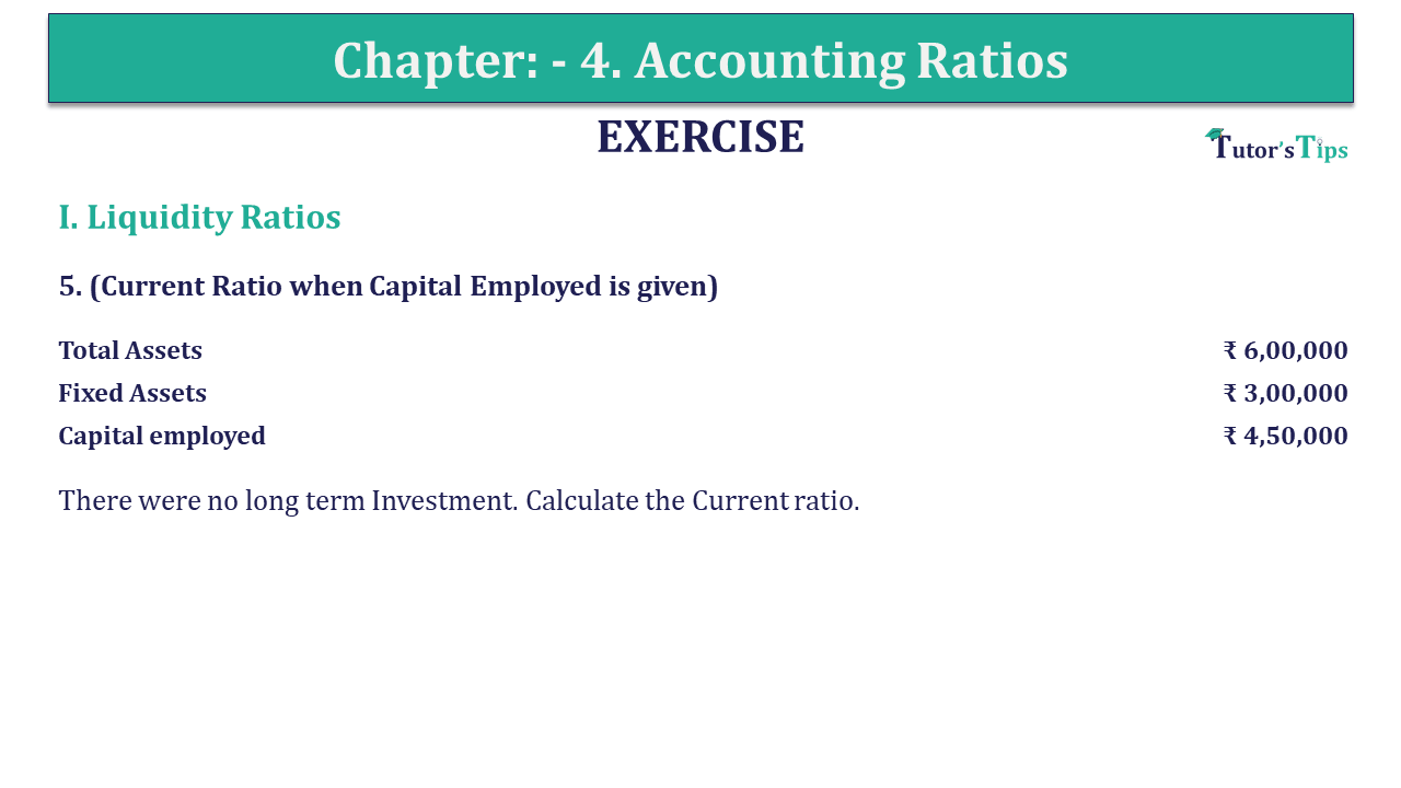 Question 05 Chapter 4 of +2-B