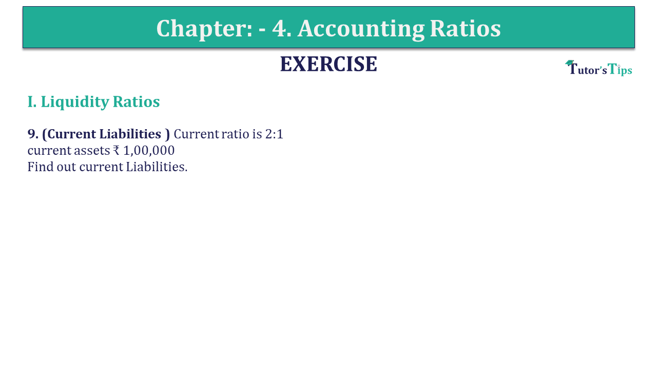 Question 09 Chapter 4 of +2-B