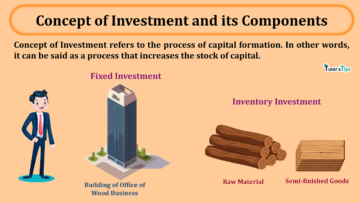 concept of Investment and its components min 360x203 - Business Economics