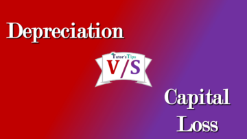 Difference between depreciation and capital loss min 360x203 - Differences Between the terms of various subjects