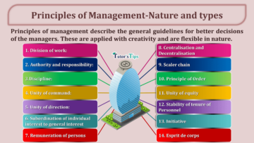 Principles of Management Nature and types min 360x203 - Business Studies