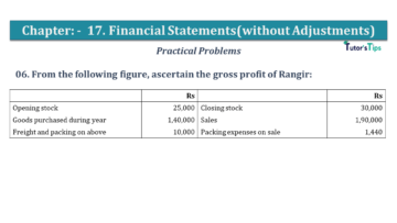 Q 06 CH 17 USHA 1 Book 2020 Solution min 360x203 - Chapter No. 17 - Financial Statements - (Without Adjustments) - USHA Publication Class +1 - Solution