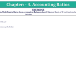 Question 95 Chapter 4 of +2-B
