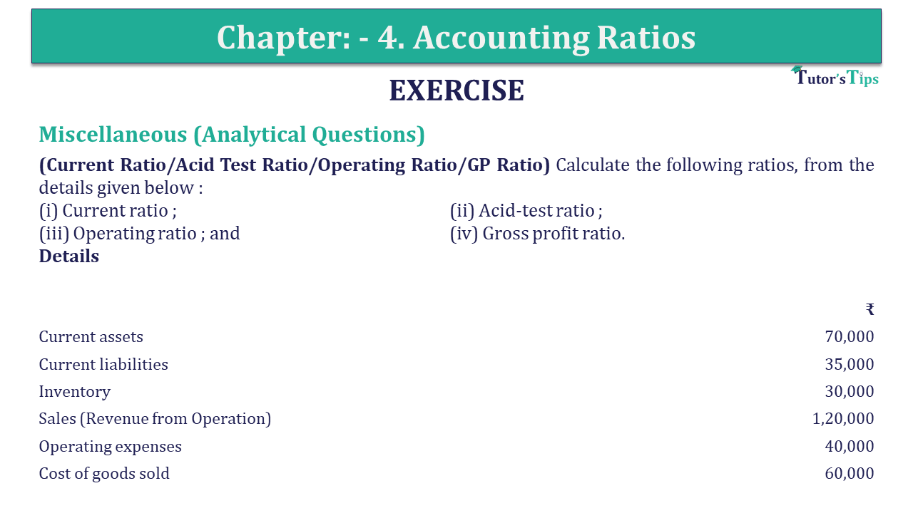 Question 103 Chapter 4 of +2-B