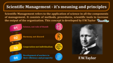 Scientific Management its meaning and principles min 1 360x203 - Business Studies