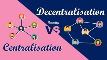Difference between Centralization and Decentralization min 360x203 - Differences - Business Studies