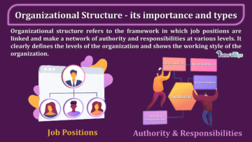 Organizational Structure its importance and types min 360x203 - Business Studies