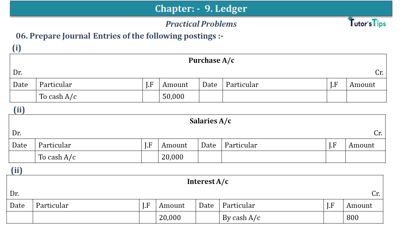 Question No 06 Chapter No 9