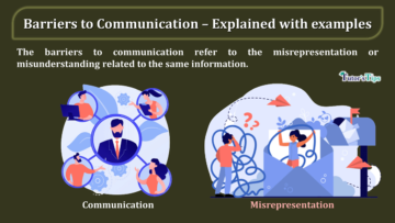 Barriers to Communication – Explained with examples min 360x203 - Business Studies