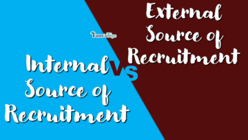 Difference between Internal Source and External Source of Recruitment min 360x203 - Differences - Business Studies