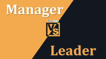 Difference between Manager and Leader min 360x203 - Differences - Business Studies