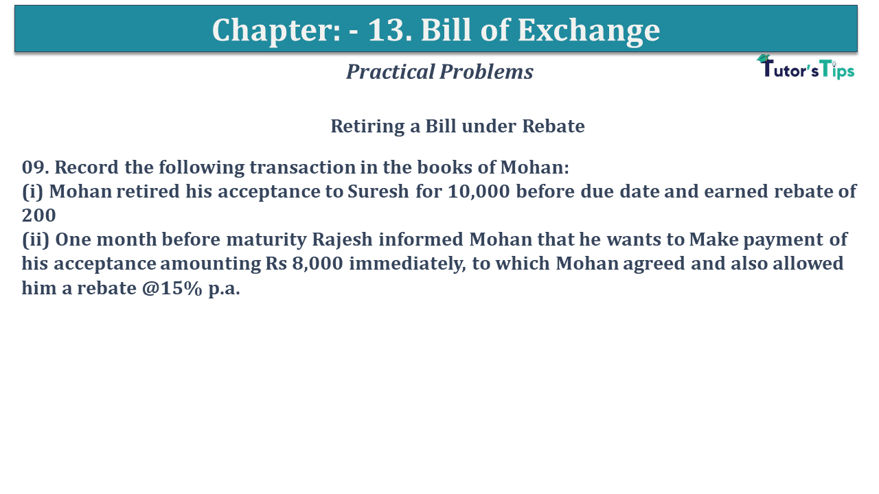 Question No 09 Chapter No 13