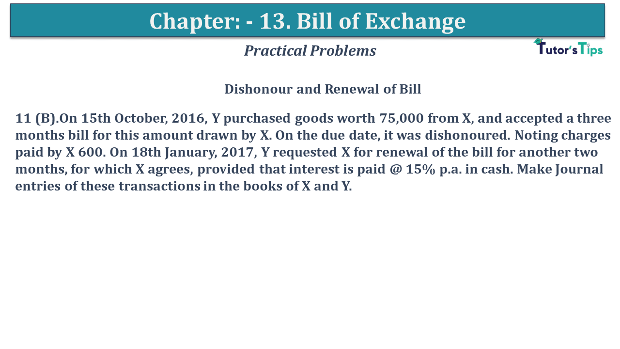 Question No 11 B Chapter No 13
