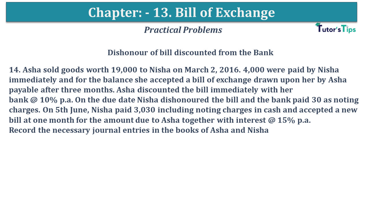 Question No 14 Chapter No 13
