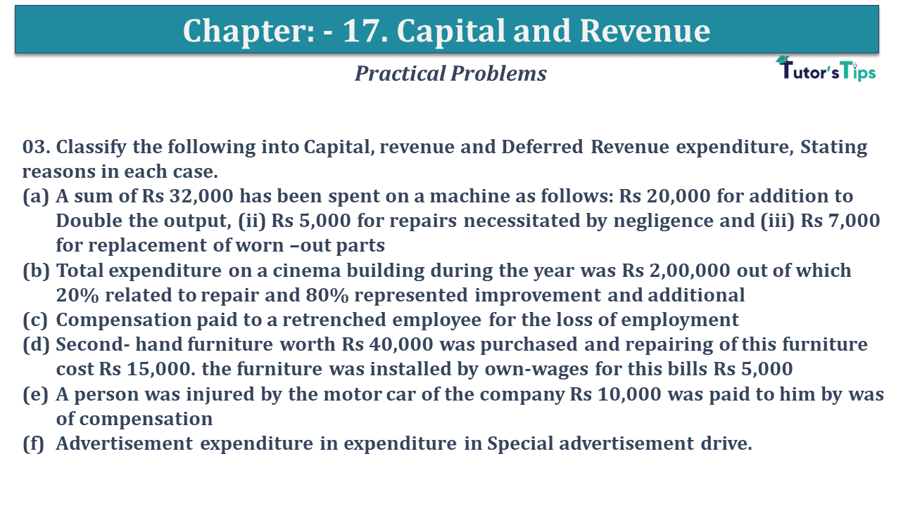 Question No 03 Chapter No 17
